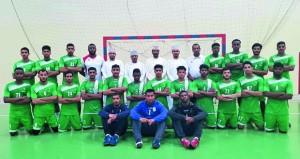 منتخبنا الوطني للشباب لكرة اليد يتوجه للبحرين لمعسكر خارجي