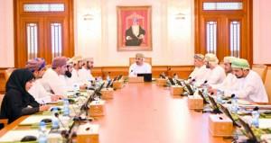 مكتب مجلس الشورى يناقش أسباب انقطاع التيار الكهربائي المتكرّر بالمزيونة