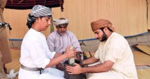 5 قرى بإزكي تشارك في (تراثي هويتي)