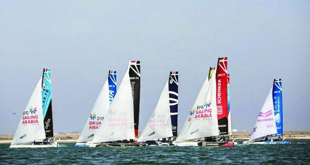 فرق القارب كلاس 40 يواصل تحضيراته للمشاركة في سباق جراند بريكس جايادير