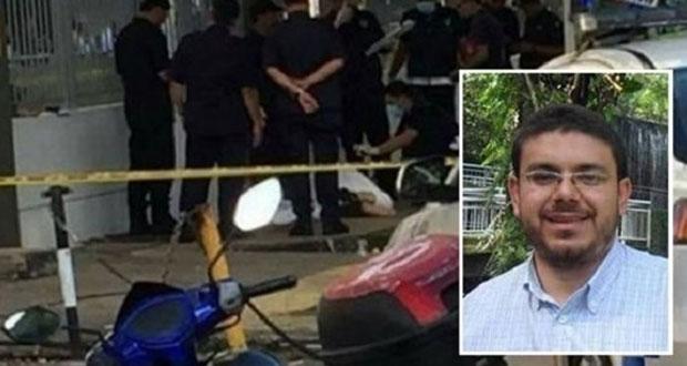 اغتيال عالم طاقة فلسطيني في ماليزيا .. وأسرته تتهم الموساد