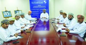 جمعية الصحفيين العمانية تناقش برامجها وأنشطتها للفترة القادمة