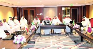 مناقشة مسودة اللائحة الداخلية المقترحة لهيئة التقييس الخليجية