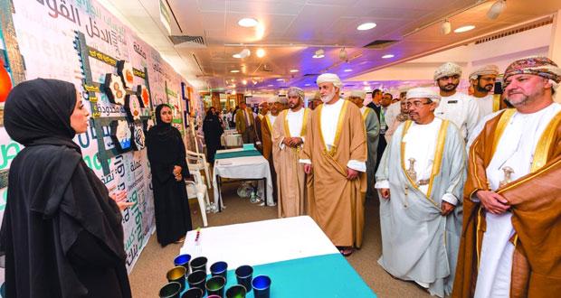 افتتاح مؤتمر القانون والتحولات الاقتصادية والاجتماعية بجامعة السلطان قابوس