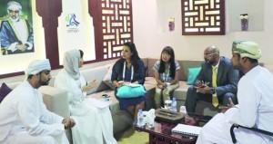 مشاركة ناجحة للسلطنة بمعرض سوق السفر العربي بدبي