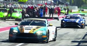 فريق عمان لسباق السيارات ينهي سباق مونزا بالمركز الخامس بالكأس الفضية