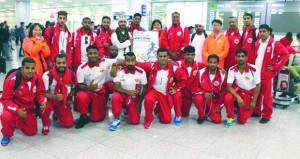 اليوم منتخبنا الوطني للصم لكرة القدم يواجه الكويت في افتتاح البطولة الآسيوية بكوريا الجنوبية