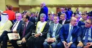 السلطنة تشارك في المنتدى والمعرض الزراعي الدولي بالأردن