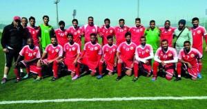 منتخبنا الوطني للصم لكرة القدم يفوز على الكويت 5/2