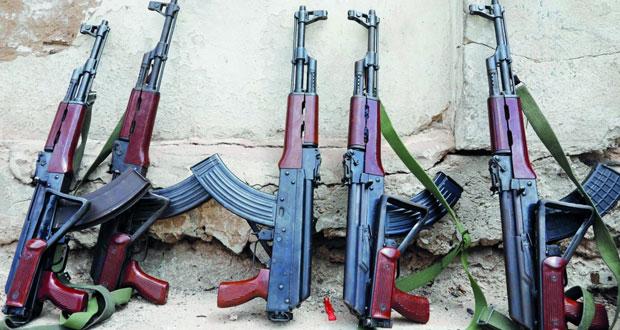 سرقة أسلحة من مركز تدريب إماراتي بالصومال