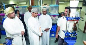 """""""الصحة"""" تدشن مشروع تجهيز قسم الأطراف الصناعية وتقويم العظام بمستشفى خولة"""