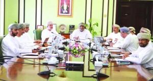 """مجلس إدارة """"سوق المال"""" يعتمد الموازنة التقديرية لمركز عمان للحوكمة والاستدامة"""