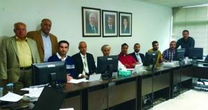 """جمعية الصحفيين تشارك في دورة تدريبية """"حول مقاربة الأخبار الاقتصادية ومعالجتها"""" بالأردن"""