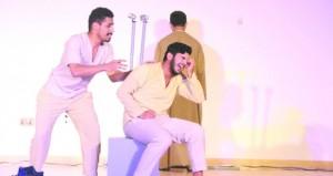 """فرقة مسرح الدن تعرض مسرحية """"حبل"""" بولاية ينقل بـ""""الظاهرة"""""""