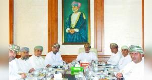 اللجنة الفنية بالإسكان تستعرض بعض المشاريع الفنية والتخطيطية بمختلف المحافظات