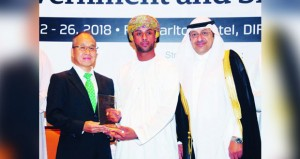 """""""حماية المستهلك"""" تفوز بجائزة الشرق الأوسط الـ 23 لتميز الحكومة والمدن الذكية"""