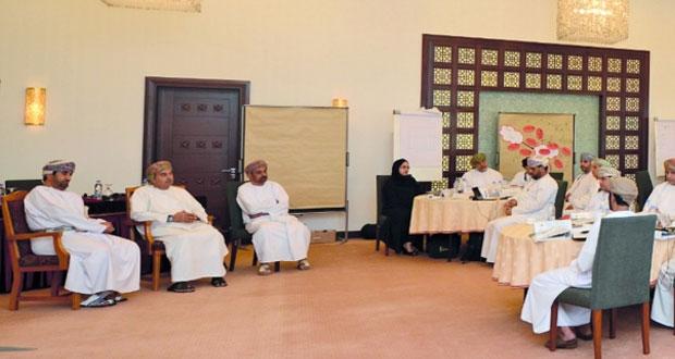 معهد تطوير الكفاءات يختتم أعمال الوحدة الرابعة من البرنامج الوطني للقيادة والتنافسية