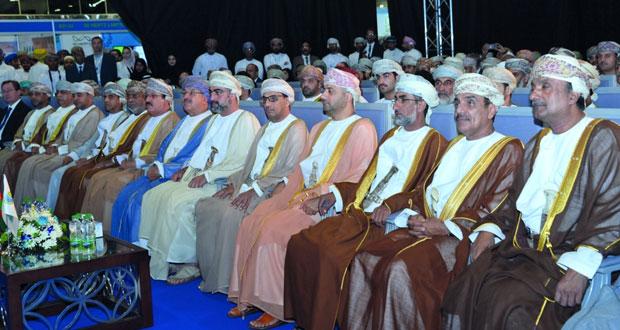 افتتاح مؤتمر ومعرض الطاقة والمياه بحضور 400 من الخبراء والصناعيين والمهتمين و 150 شركة محلية وعالمية