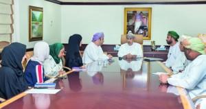 المجلس العماني للاختصاصات الطبية يدشن نظام مورد الإلكتروني لإدارة الموارد البشرية