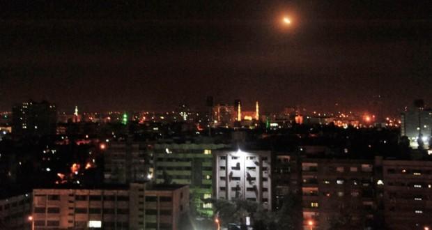 ضربات غربية بـ110 صواريخ على أهداف سورية .. دمشق تندد بـ (العدوان الغاشم) وتعلن التصدي لمعظمها