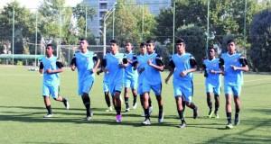 استعدادا لنهائيات كأس آسيا منتخبنا الوطني للناشئين لكرة القدم يعود للتجمع غدا قبل التوجه إلى طاجيكستان