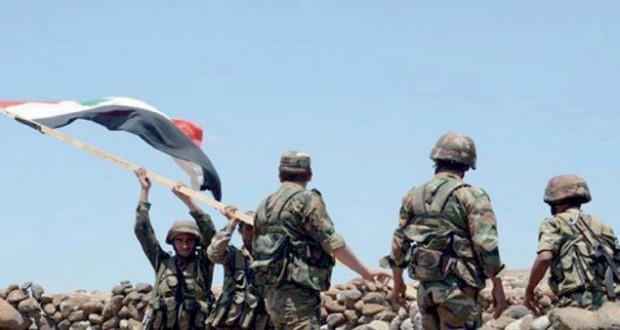 سوريا: الجيش يستعد لمهاجمة آخر جيب للمسلحين قرب دمشق