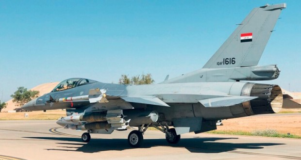 بتنسيق مع دمشق .. مقاتلات عراقية تقصف مواقع لـ (داعش) داخل سوريا