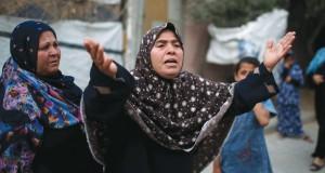 شهيدان و83 جريحا في غزة .. والاحتلال يقمع مسيرات الضفة ويتعسف بالقدس