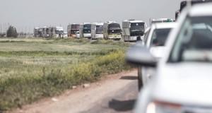 الجيش السوري يستأنف استهداف الإرهابيين جنوب دمشق
