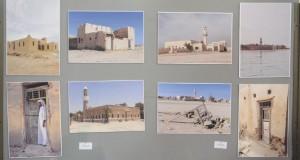 """الكويت: معرض """"آثار وزوايا تشكيلية"""" فكرة شراكة بين ريشة فنان وفرشاة منقب آثار"""
