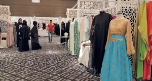 """افتتاح المعرض الخيري الثاني """" تضامن"""" لدعم رائدات الاعمال تنظمه جمعية رعاية الاطفال المعوقين"""