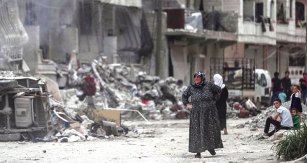 الجيش السوري يواصل التقدم في الحجر الأسود