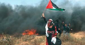شهداء ومئات الجرحى في قمع الاحتلال جمعة (الشباب الثائر)
