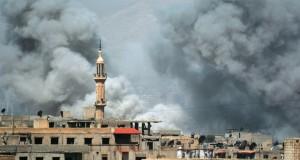 الجيش السوري يتقدم بحي الماذنية ..ويواصل عملياته بـ (الحجر الأسود)