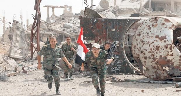 سوريا: اتفاق لإجلاء إرهابيين من بلدات جنوب دمشق