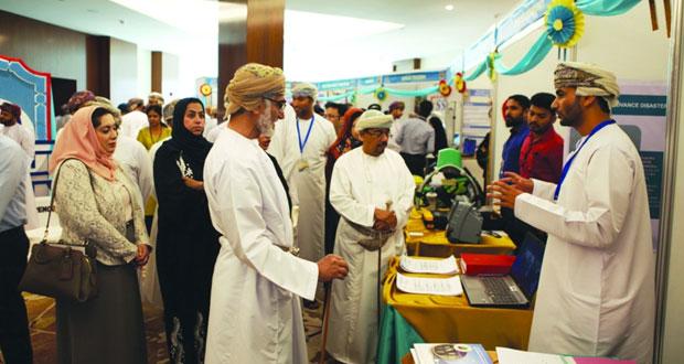 مستشفى جامعة السلطان قابوس ينظم مؤتمر الإنعاش والبحث العلمي
