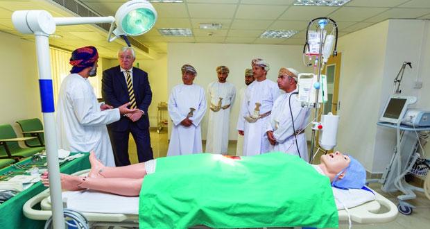 اعتماد مركز المحاكاة الطبي مركزاً مرجعياً للجمعية الأميركية للقلب فـي منطقة الشرق الأوسط وشمال أفريقيا