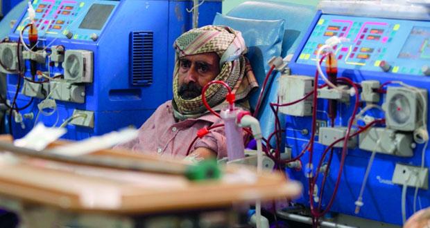 اليمن: حريق يلتهم 5 مخازن تابعة للغذاء العالمي في الحديدة