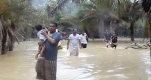 سقطرى( منكوبة) وإعلان حالة الطوارئ