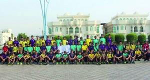 اللجنة الرئيسية تواصل التحضير لإطلاق 5 معسكرات لشباب الأندية