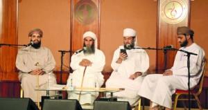 مركز عمان للموسيقى التقليدية ينظم جلسة حوارية حول قراءة الشعر بالتنغيم