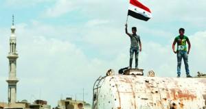 سوريا تعلن تصدي دفاعاتها الجوية لعدوان صاروخي