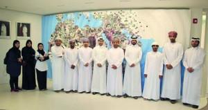 السلطنة تشارك في برنامج اكتشف قطر