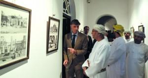 متحف بيت البرندة يحتضن معرضا لسبع مدن ومعالم أوروبية