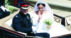 الملكة إليزابيث تمنح الأمير هاري لقب دوق ساسكس