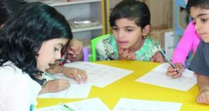مكتبة الندوة العامة ببهلاء تحتضن برنامج تحفيز الأطفال للقراءة