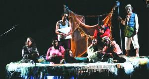 """فوز عرض """"الشقف"""" بجائزة مهرجان ليالي المسرح الحر الدولي بالأردن"""