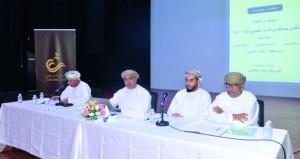 النادي الثقافي يستعرض السيرة التاريخية للنقَّاش عبدالله الهميمي