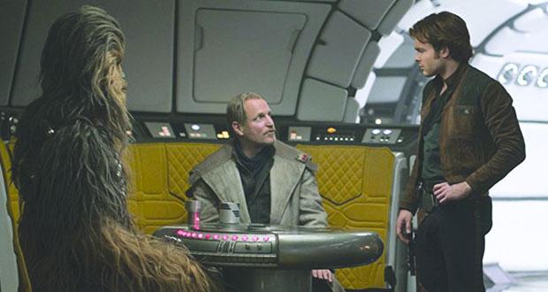"""""""سولو: ستار وورز ستوري"""" يتصدر إيرادات السينما في أميركا الشمالية"""