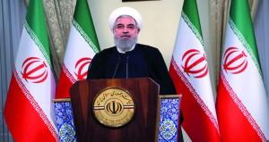 (الاتفاق النووي الإيراني) : طهران تريد (ضمانات) من الأوروبيين وتهدّد باستئناف تخصيب اليورانيوم